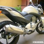 Cb300r Prata do Brunin
