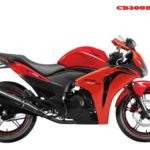 Cb300r Estilo CBR1000 – Carenagem