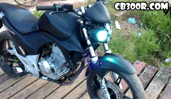 Cb300 Carenagem Acerbis